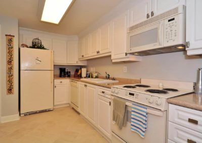 Common Kitchen Area at The Gardens Of Taylor Glen